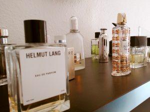 Selbstständig als Webentwickler - Parfüm