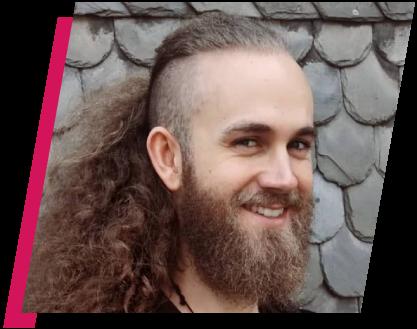Leon Balmes - 3D-Designer und Game-Entwickler